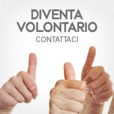 Diventa volontario