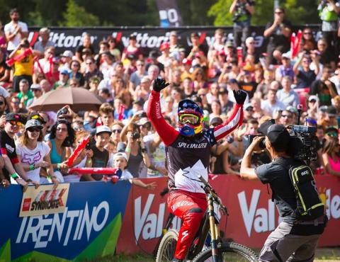 aaron gwin_val di sole world cup the finals DH