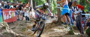 Greeg Minaar_val di sole MTB world cup DH
