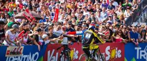 loic bruni_val di sole MTB world cup DH