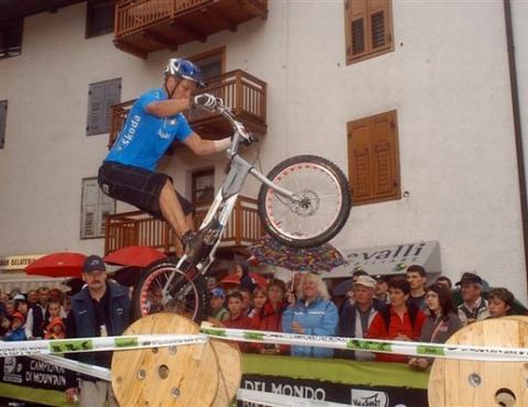 Val di Sole MTB World Champs Trials 2008