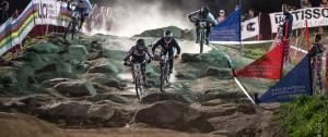 UCI MTB WORLD CHAMPS 4X VAL DI SOLE TRENTINO by MONDINI