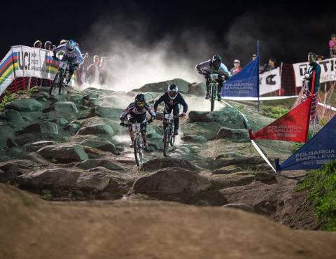 UCI MTB WORLD CHAMPS 4X VAL DI SOLE TRENTINO by MONDINI