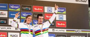 UCI MTB WORLD CHAMPS VAL DI SOLE TRENTINO_THE WINNERS