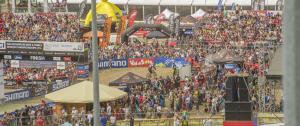 UCI MTB WORLD CHAMPS VAL DI SOLE TRENTINO_THE CROWD