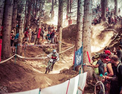 UCI MTB WORLD CHAMPS VAL DI SOLE TRENTINO_THE TRACK