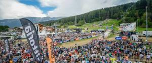 UCI MTB WORLD CHAMPS VAL DI SOLE TRENTINO THE ARENA
