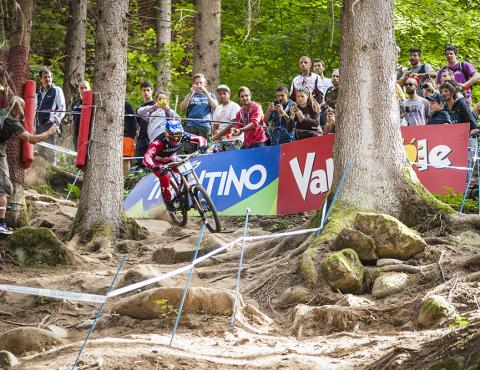Ph. MICHELE MONDINI_VAL DI SOLE WORLD CHAMPS dh