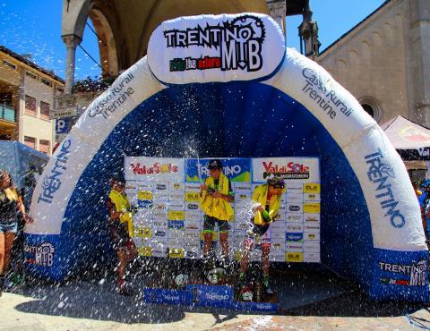 PODIO FEMMINILE VAL DI SOLE MARATHON CAMPIONATO ITALIANO 2017 FOTO RICCARDO MENEGHINI (3)