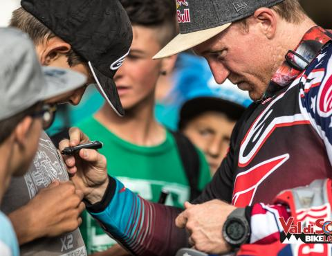 VAL DI SOLE WORLD CUP_AARON GWIN_ph Mondini