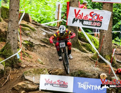 UCI MTB WORLD CUP VAL DI SOLE DHI_Ph. Alice Russolo_
