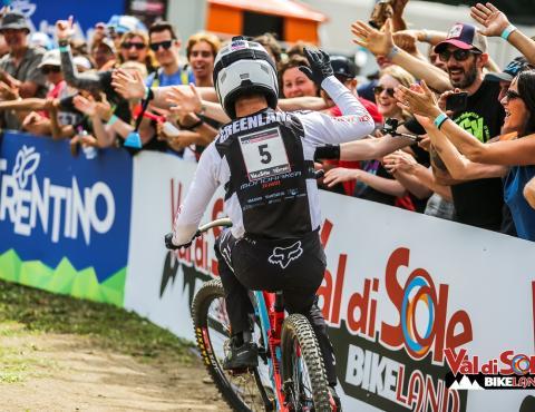 UCI MTB WORLD CUP VAL DI SOLE DHI_Ph. Alice Russolo_GREENLAND