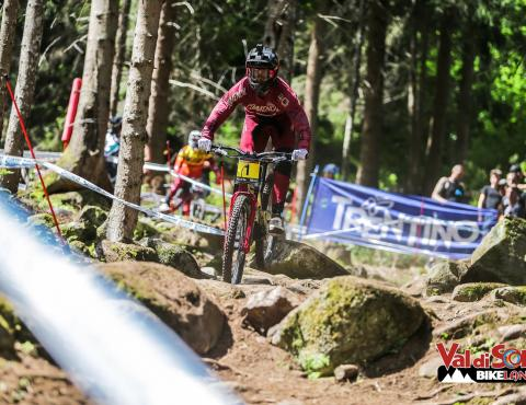 UCI MTB WORLD CUP VAL DI SOLE DHI_Ph. Alice Russolo_PIEERON