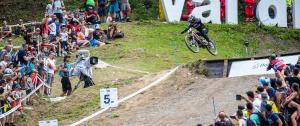 UCI MTB WORLD CUP VAL DI SOLE DHI_Ph. Michele Mondini