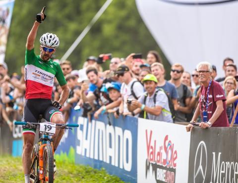 UCI MTB WORLD CUP VAL DI SOLE XCO_Ph. Michele Mondini