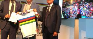 uci president with fci president and director val di sole