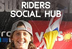 Riders Social Hub