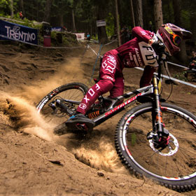 Downhill DHI - World Champs MTB 2016