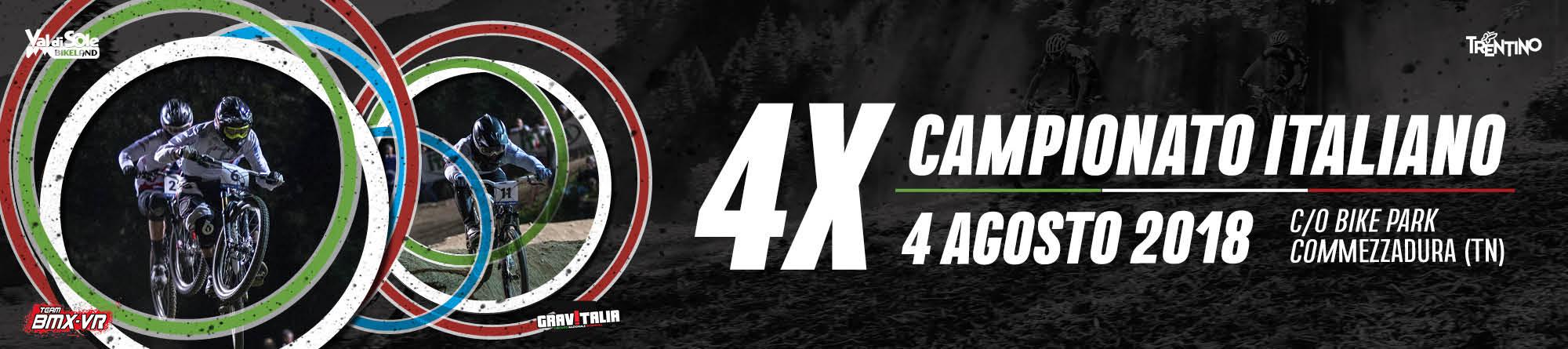 Campionato Italiano 4x 2018