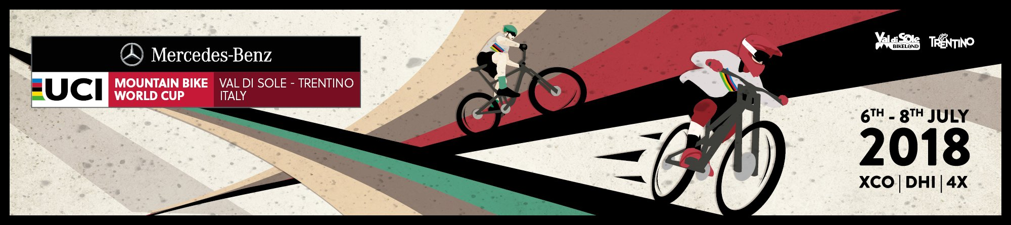 XCCXCC Race - UCI MTB WORLD CUP 2018