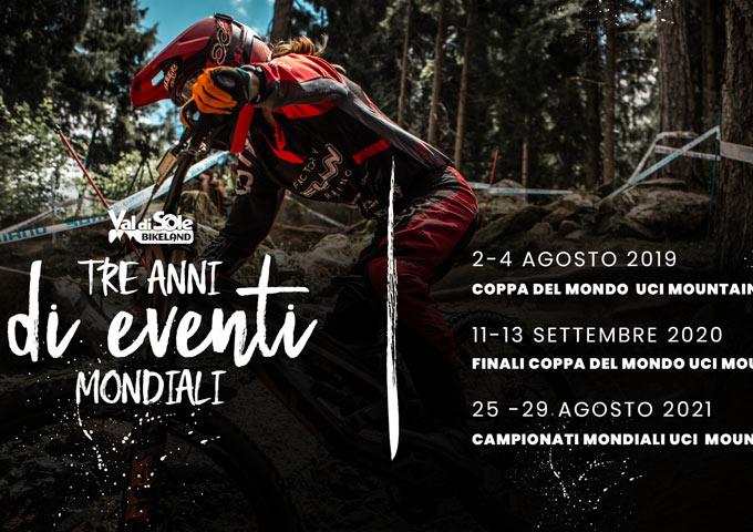 Campionati Del Mondo 2020 Calendario.Tre Anni Di Eventi Mondiali In Val Di Sole