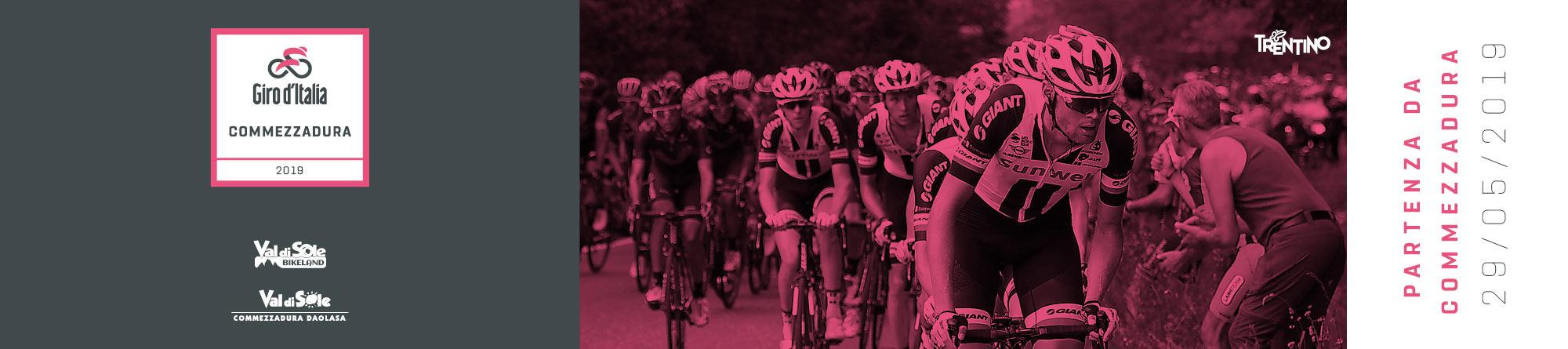 Giro d'Italia Commezzadura