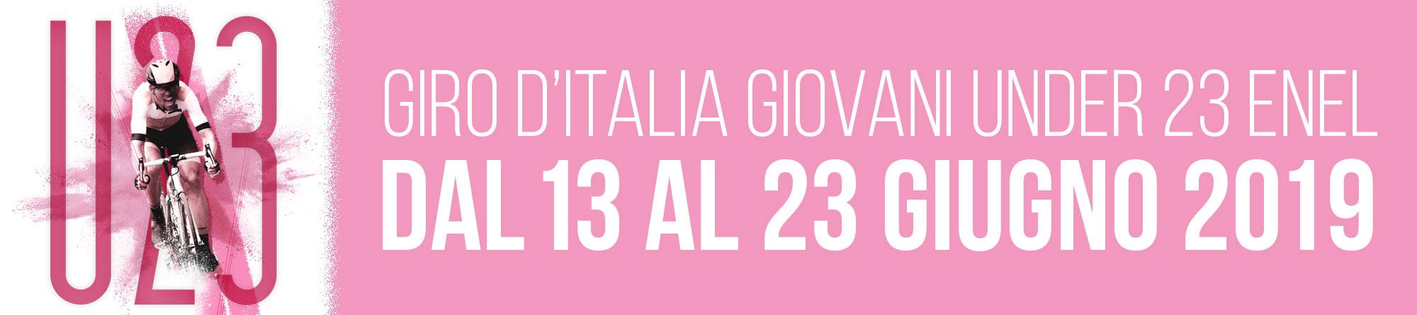 Giro d'Italia Giovani Under 23 Enel