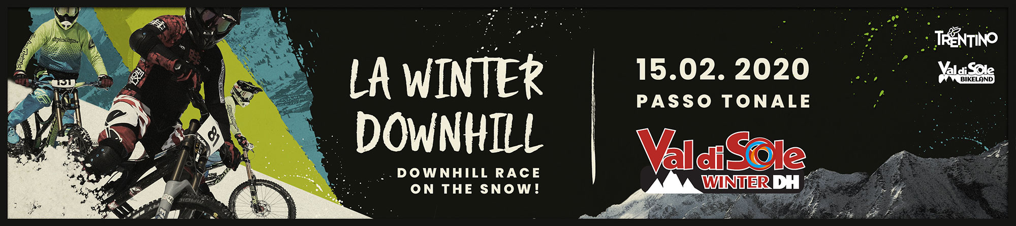 LA Winter Downhill 2020