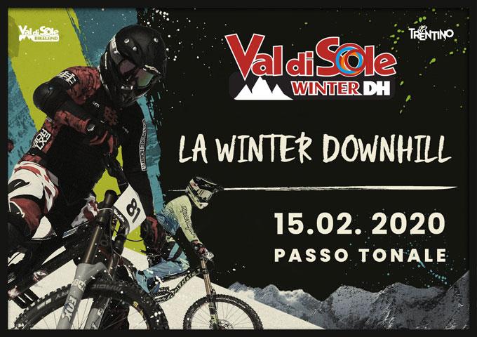 Risultato immagini per LA winter downhill trentino