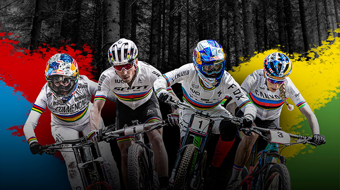 <br/><br/>Home of the 2021 MTB<br/>World Championships